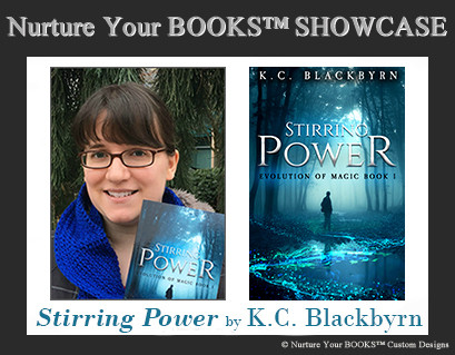 Nurture Your Books Showcase Image For Kc