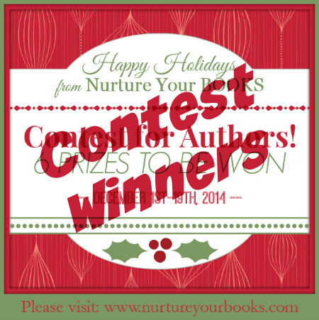 Holiday Author Contest winners